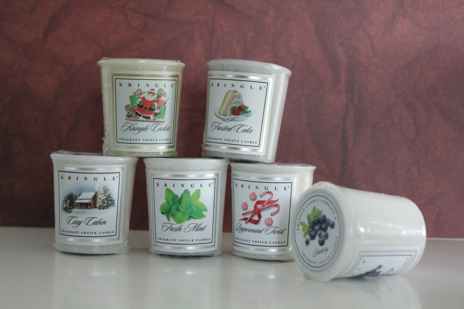 Premiere commande Kringle Candle