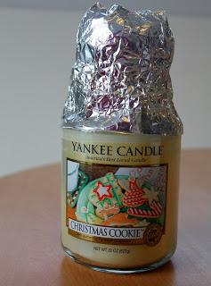 Comment bien bruler sa grande jarre Yankee Candle