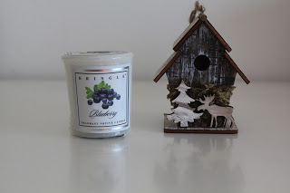 Blueberry muffin de Kringle candle
