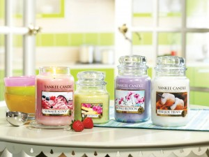 Collection été 2013 Yankee Candle