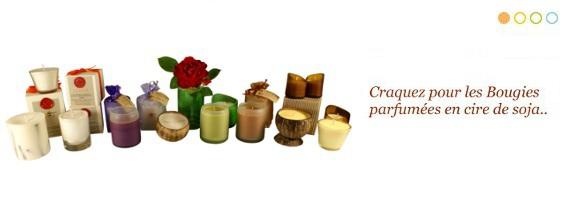 Bougies-Parfumees