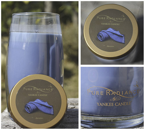 Denim Pure Radiance de Yankee Candle