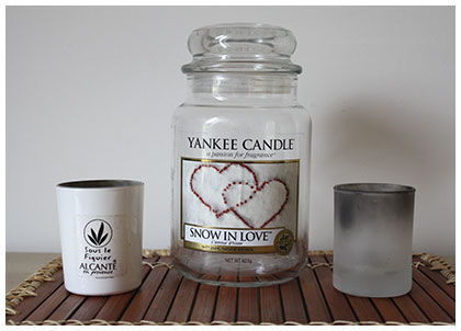Janvier 2014 – Rachetera ou pas mes bougies terminées