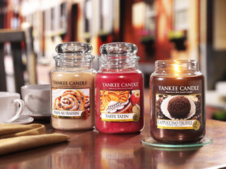 Collection printemps 2015 Yankee Candle