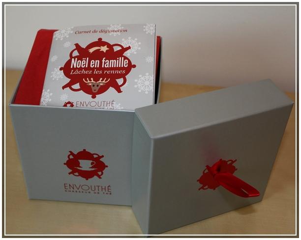 Box Envouthé Noel en famille – Décembre 2013