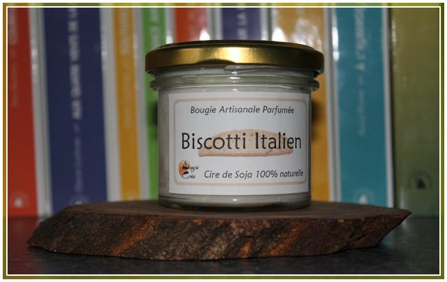 Biscotti Italien de bougie Créa
