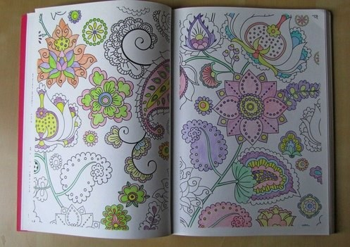 Coloriage Adulte Fini.Quel Materiel Pour Le Coloriage Art Therapie Anti Stress Zen