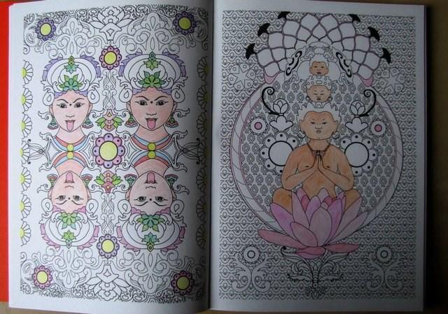 Coloriage Adulte Forum.Quel Materiel Pour Le Coloriage Art Therapie Anti Stress Zen