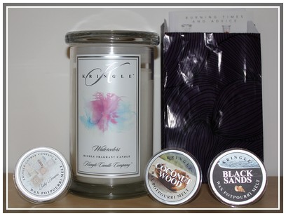Haul Kringle candle