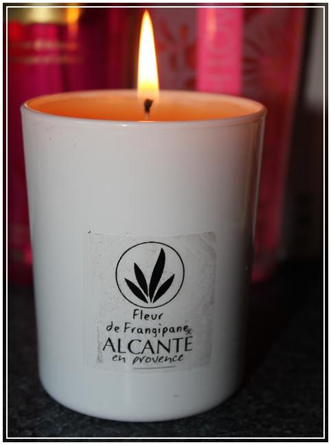 Fleur de Frangipane – Alcante