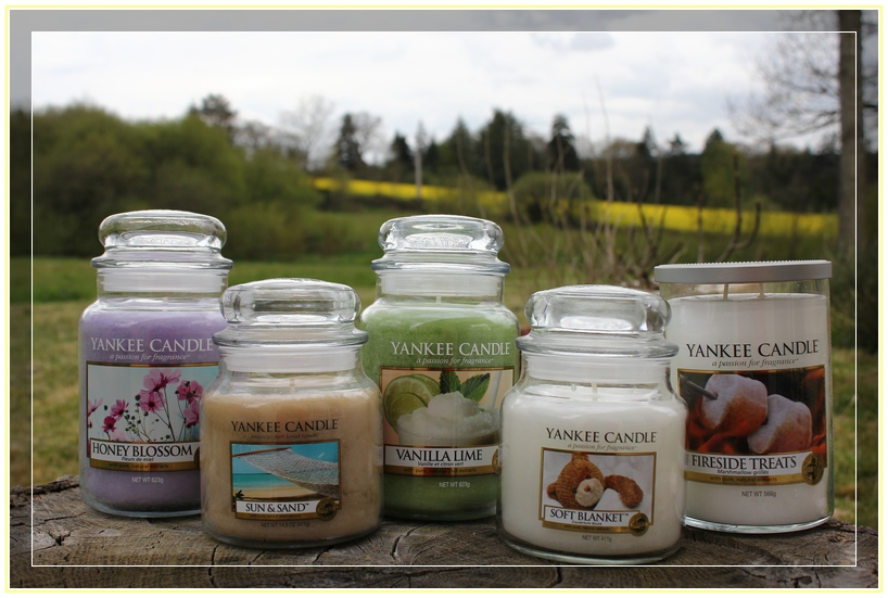 Haul Avril – Yankee Candle et Salt city.