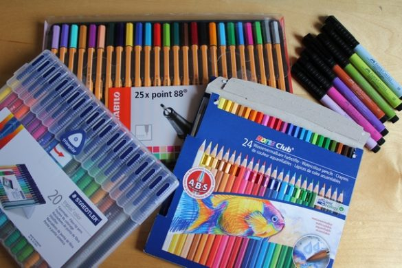 materiel-coloriage