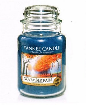 Collection Automne 2013 Yankee Candle
