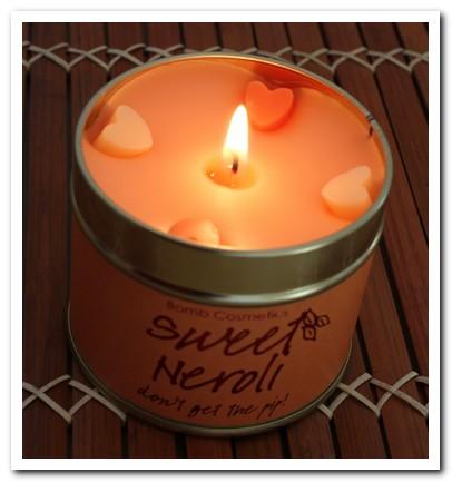 Sweet Neroli  de Bomb cosmetics