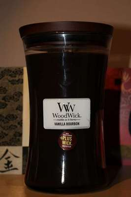 Vanilla Bourdon de WoodWick
