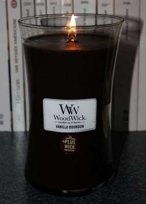 Bougie Vanilla Bourdon de WoodWick