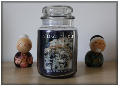 Blueberry Muffin de Village Candle