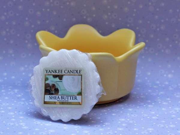 Shea butter de Yankee candle