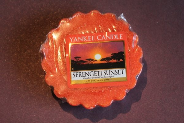 Serengeti Sunset de Yankee Candle