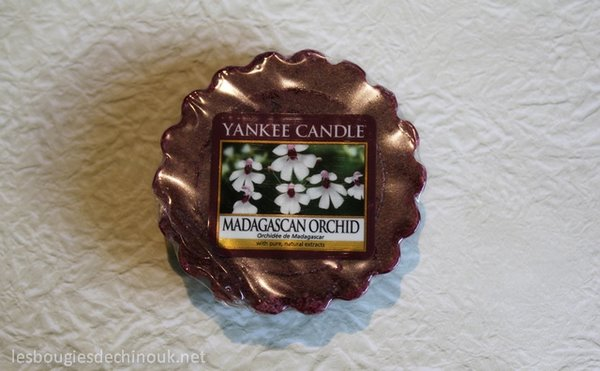 Madagascan orchid de Yankee Candle
