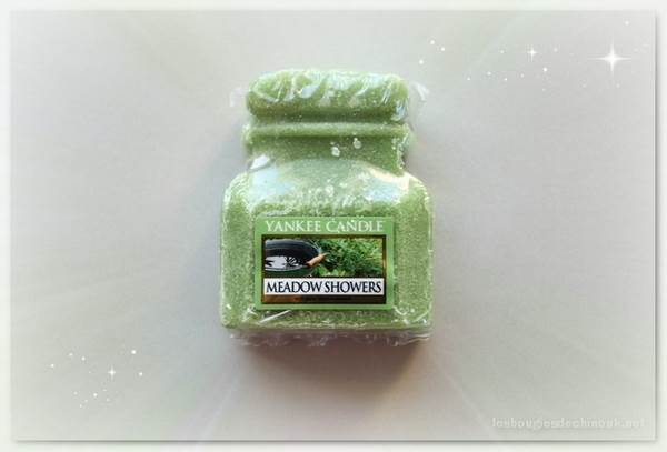Meadow Showers de Yankee candle