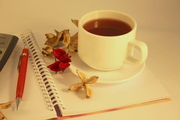 Le thé et moi – Tag