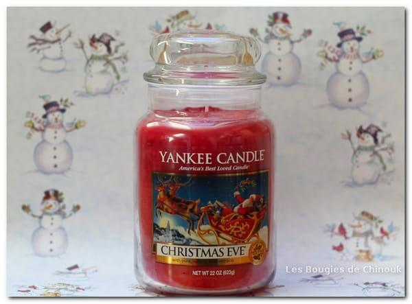 christmas Eve Yankee Candle