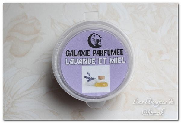Lavande et  miel de Galaxie parfumée