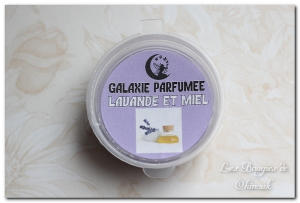 lavande miel Galaxie parfumée