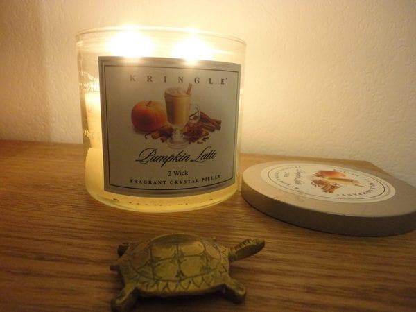 Les moments cocooning de nos jolies bougies