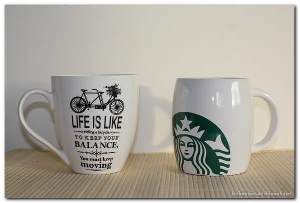 mes tasses préférés