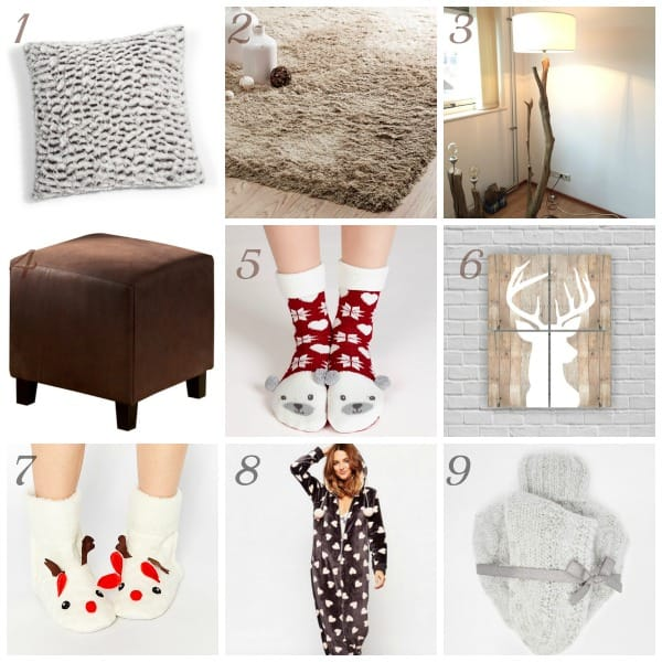 Wish-list pour mon coin cocooning