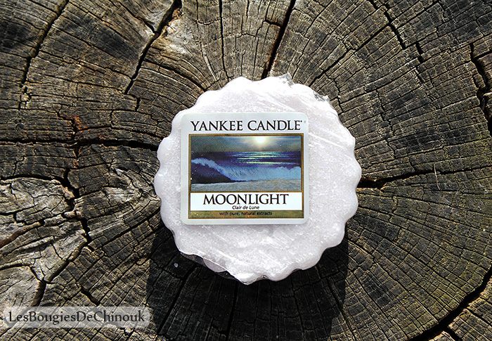 avis moonlight Yankee Candle