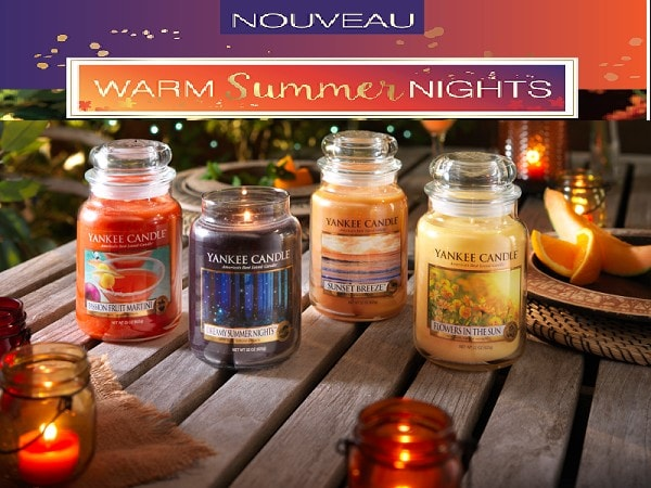 Warm Summer Nights Collection Automne 2016