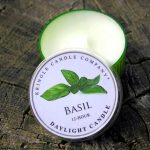 Basilic bougie kingle candle