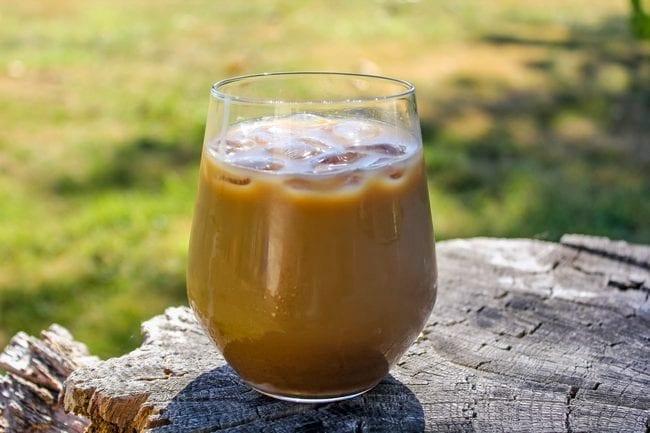 recette cafe glacé