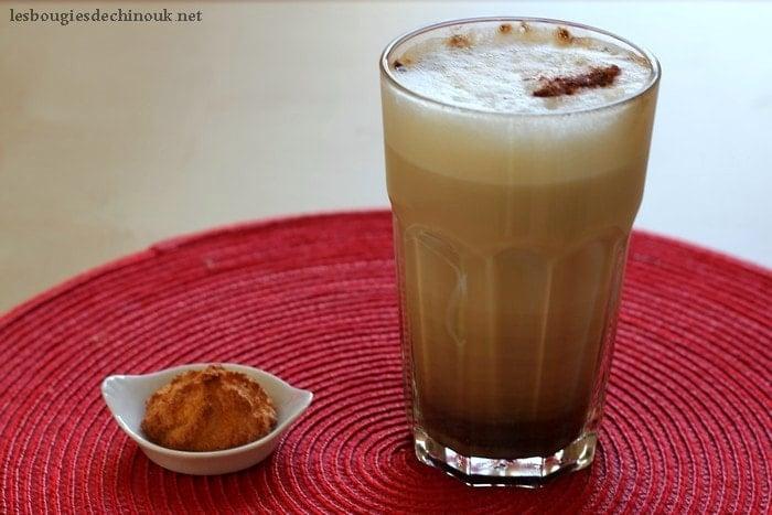 Recette pour un délicieux Pumpkin Spice Latte avec le sirop Monin