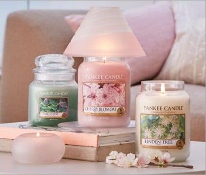 Édition limitée Pure Essence 2017 de Yankee candle