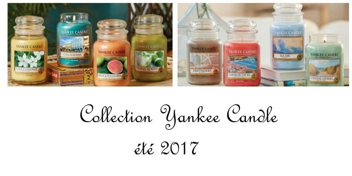 Havana et Coastal Living : Collection printemps été 2017 de Yankee Candle