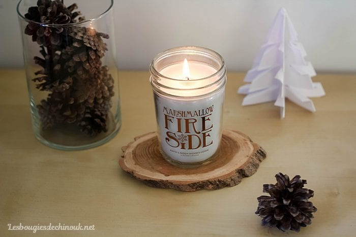 Marshmallow fireside de Bath&body Works
