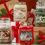 Yankee Candle collection noel 2017