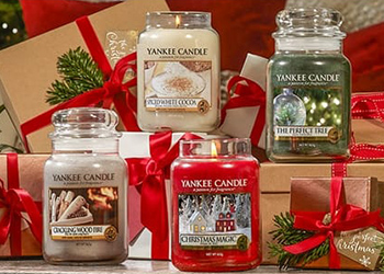 Yankee Candle : Collection Automne Hiver 2017