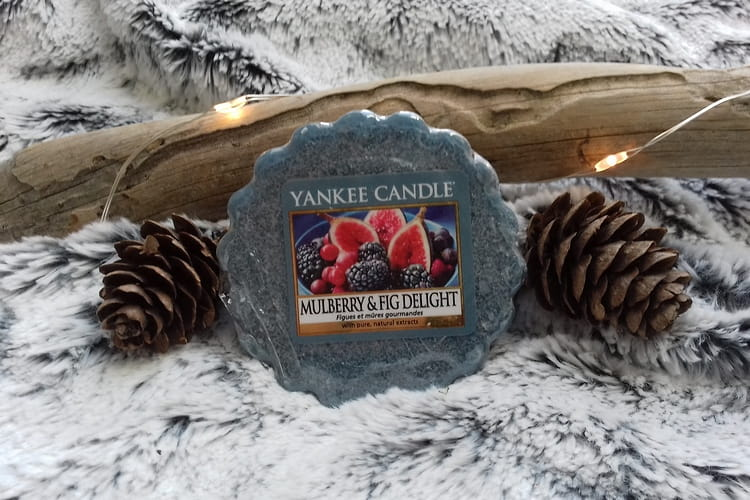 Mulberry & Fig Delight  de Yankee Candle