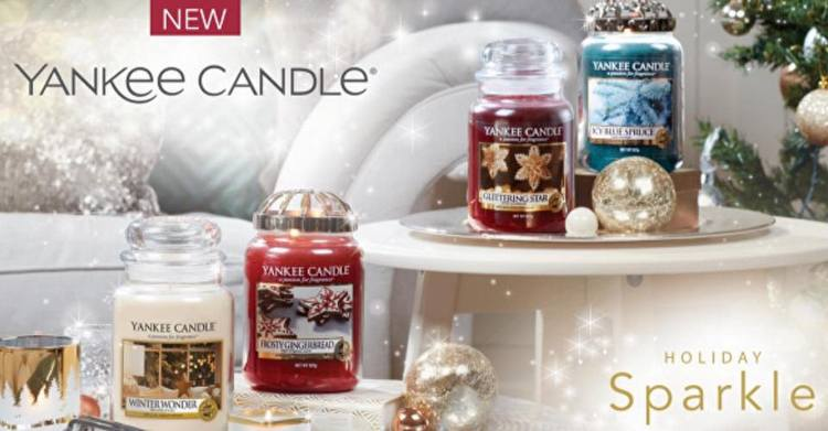 yankee candle noel 2018 Holiday Sparkle