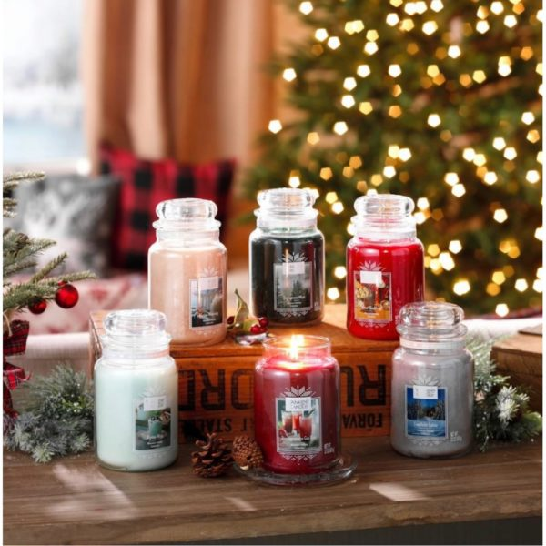 Yankee Candle : Collection Hiver 2019 | ALPINE CHRISTMAS
