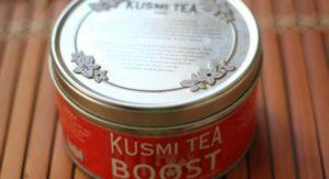 Boost le maté de chez Kusmi tea