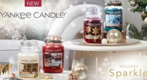 Yankee Candle : Collection Hiver 2018 | Holiday Sparkle